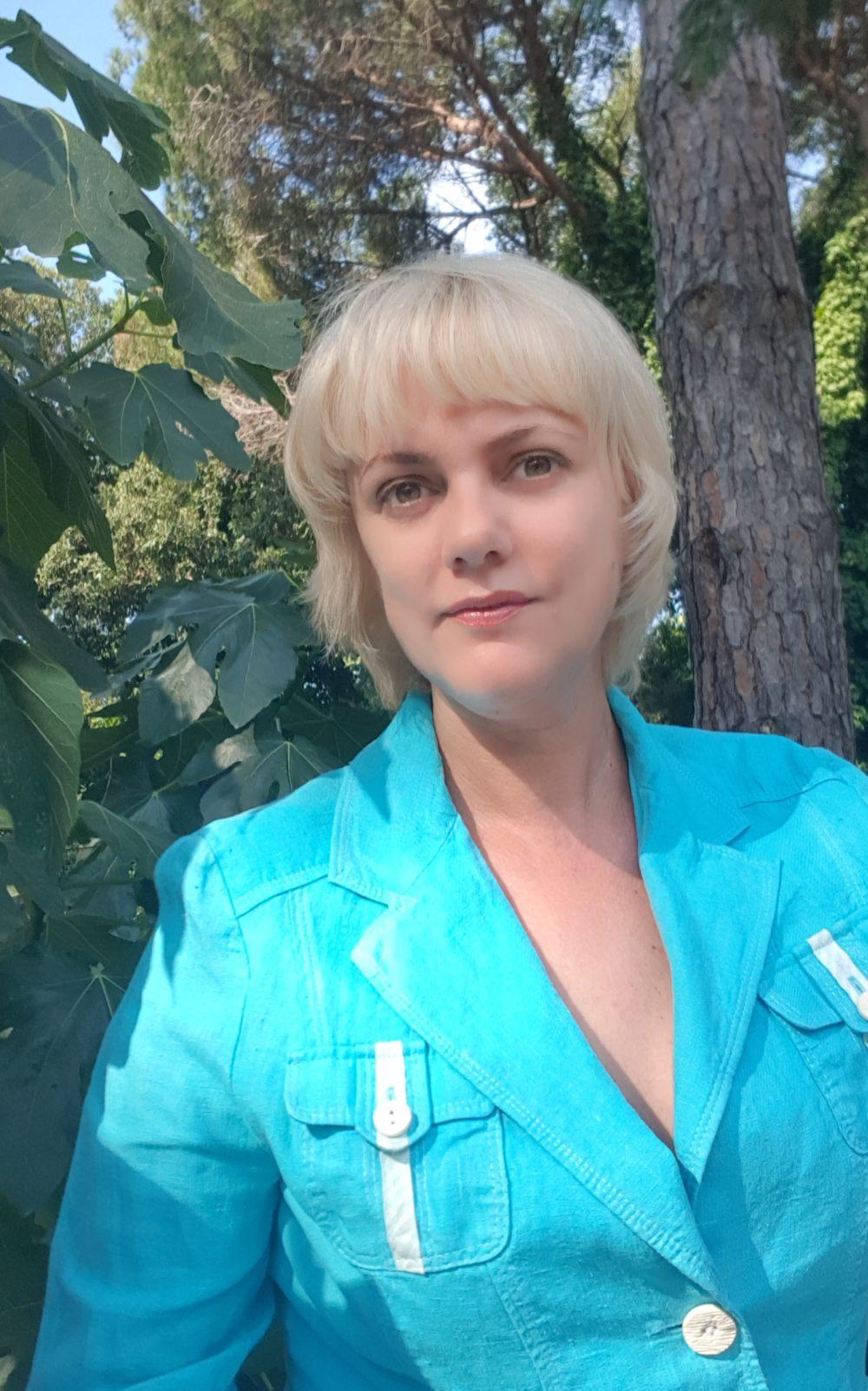 Мариетта Харченко
